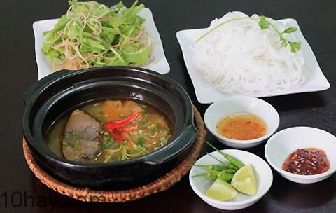 Món cá ngừ um ăn bún ngon miệng, đã thèm