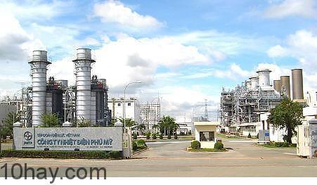 Công ty nhiệt điện Phú Mỹ