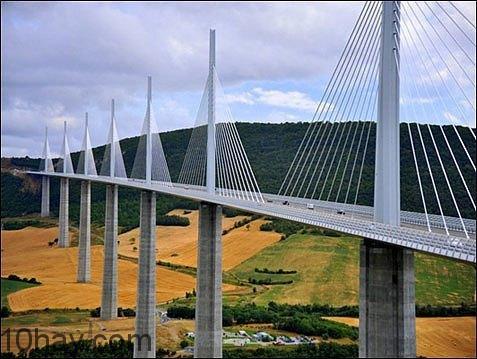 Cầu Millau Viaduct