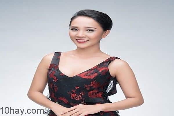 Top 10 hoa khôi áo dài Việt Nam 2016