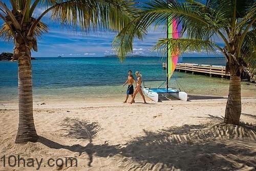 Caribbean - Thiên đường nghỉ dưỡng tiện nghi
