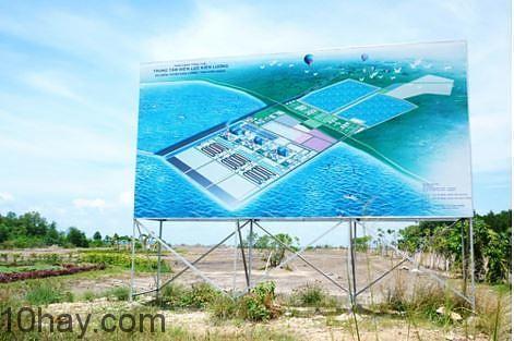 Mô hình dự án Nhiệt điện Kiên Lương 1