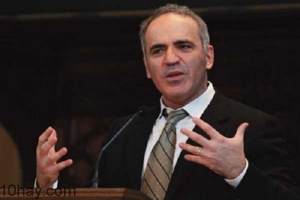 Garry Kasparov - chỉ số IQ 194