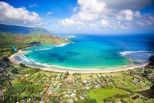 Hanalei– Hawaii