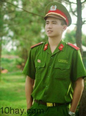 Hotboy Trần Trung Hiếu