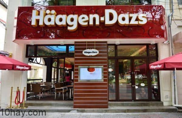 Kem Haagen Dazs