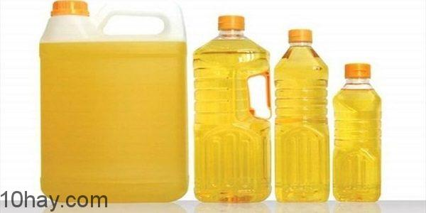 Loại dầu hydro hóa gây hại cho sức khỏe