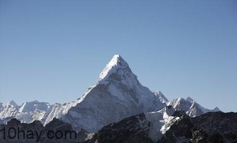 Núi Ama Dablam