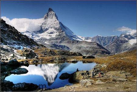 Núi Machapuchare