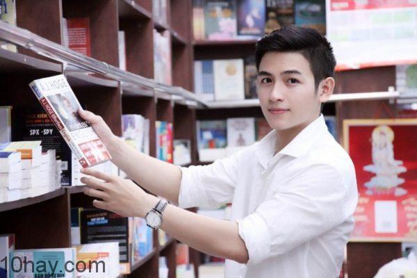 Nguyễn Hải Dương - Hotboy Phát thanh viên