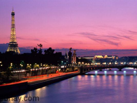 Paris Pháp