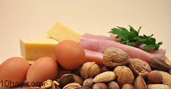 Protein giúp nuôi dưỡng cơ bắp