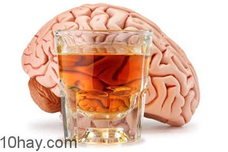 Rượu và hệ thần kinh