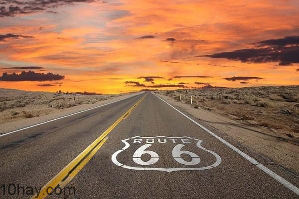 Route 66, Mỹ