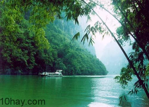 con sông đẹp