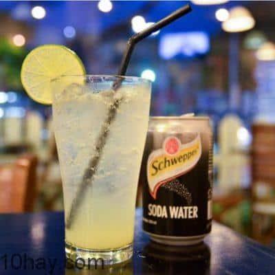 Soda và đồ uống có ga