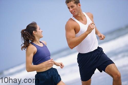 Tập thể dục thể thao