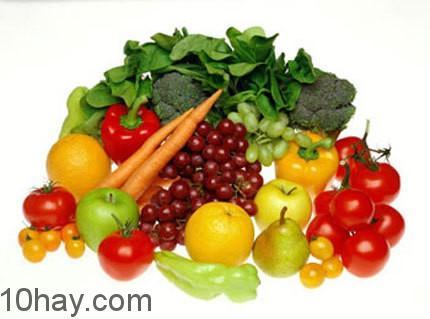 hức ăn thanh đạm luôn cần cho sức khỏe