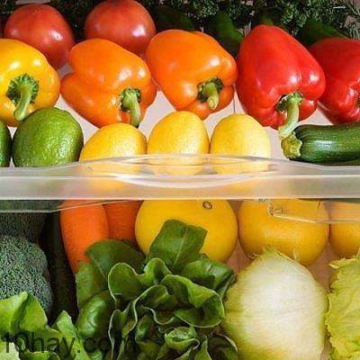 Thực phẩm chứa ít cholesterol