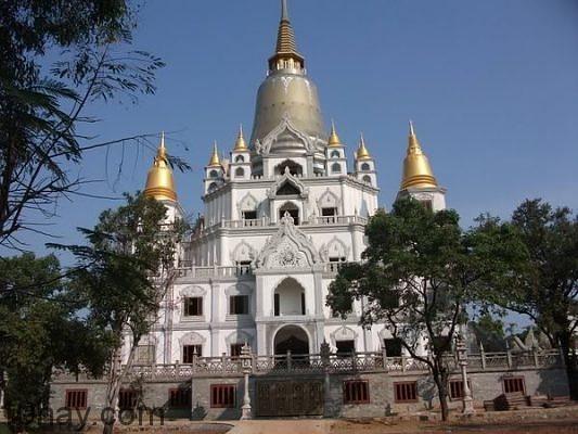 10 ngôi chùa cổ kính