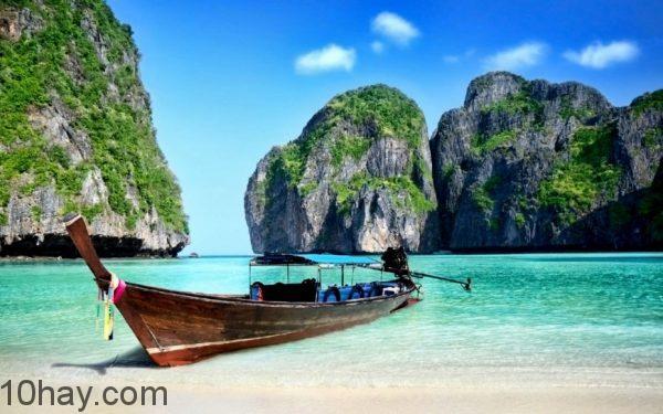 Vịnh Maya– Ko Phi Phi – Thailand
