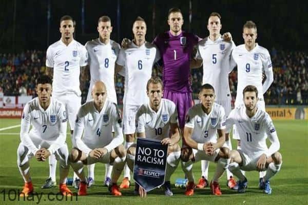 Top 10 đội tuyển đắt giá nhất Euro 2016