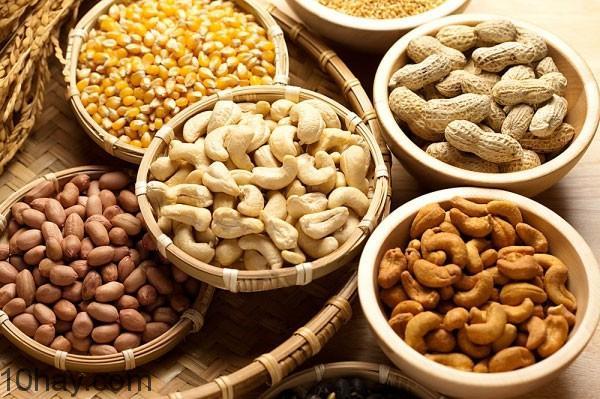 Phương pháp detox tại việt nam bằng các loại hạt