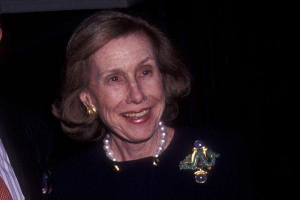 Anne Cox Chambers – Mỹ