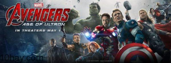 Avengers: Age of Ultron (2015): 1,402 tỷ USD