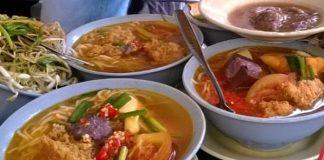 quán ăn ngon lâu đời Sài Gòn