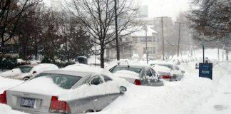 bão tuyết
