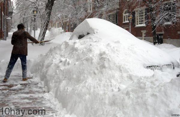Bão tuyết New England năm 1978