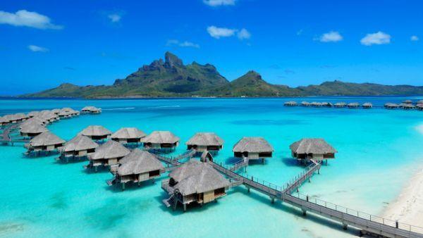 Bora Bora - điểm du lịch quốc tế