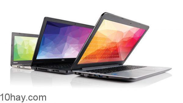 các lỗi thường gặp trên laptop