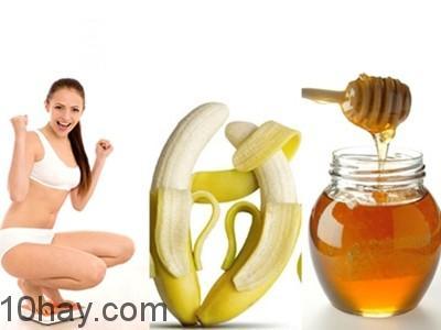 Chuối giúp giảm cân tụ nhiên, an toàn sức khỏe
