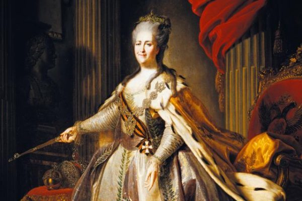 Catherine Đại đế - Nga