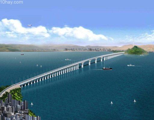 Cầu Thị Nại tự hào là cây cầu dài nhất Việt Nam