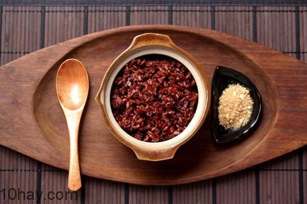 Món xôi gạo lức thơm ngon, giàu dinh dưỡng