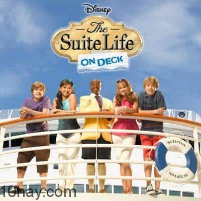 cuộc sống thượng hạng trên thuyền
