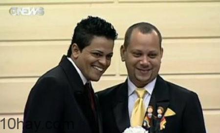 Đám cưới đồng tính tại Brazil