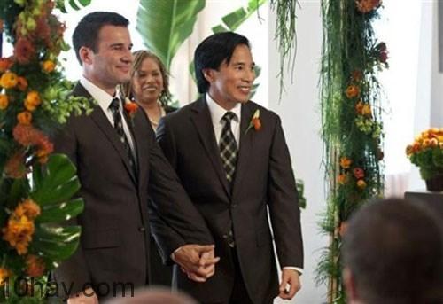 Đám cưới đồng tính tại Mỹ