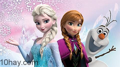 Frozen (2013): 1,279 tỷ USD