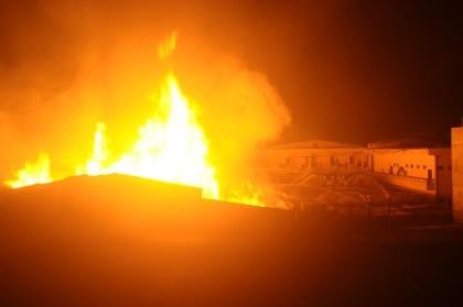 Hỏa hoạn (ảnh minh họa)