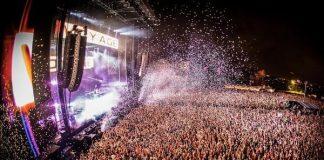 lễ hội nhạc điện tử EDM