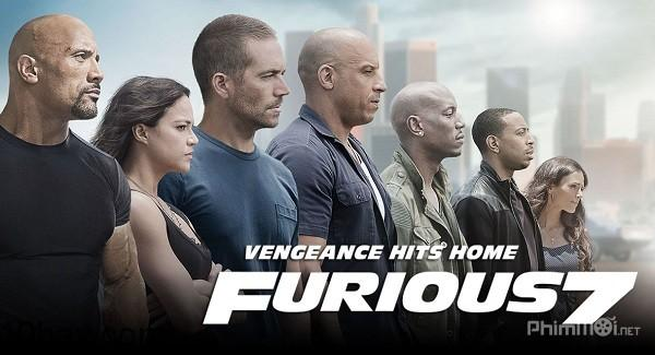 Fast & Furious 7 (2015): 1,511 tỷ USD