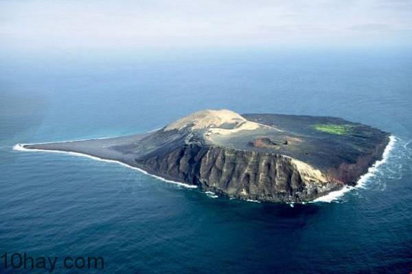 Đảo Surtsey, Iceland