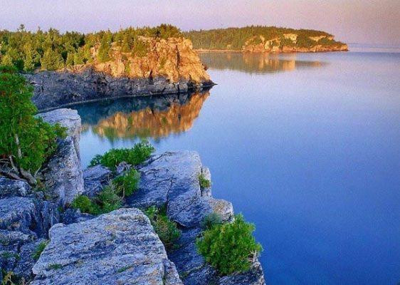 Hồ Baika ở Nga