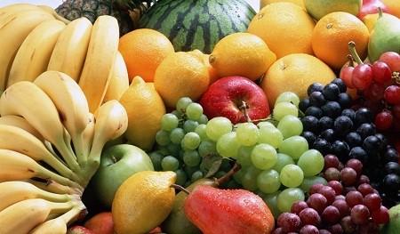 Hoa quả, trái cây tươi