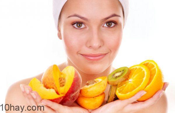 thực phẩm nhiều vitamin C