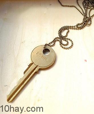 Thay thế bằng chìa khóa số